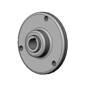 CLUTCH HOUSING ASSEMBLY (CBL-A